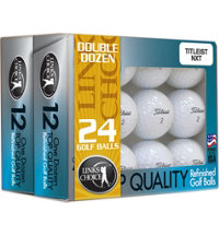 Refurbished NXT Golf Balls - 24 Pack