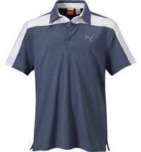 Boys CB Tech Short Sleeve Polo
