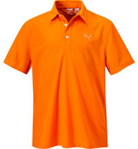 Juniors Tech Short Sleeve Polo