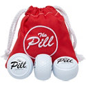 THE PILL GOLF Training Ball - 3 pack