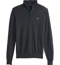 Men's Merino Quarter-Zip Sweater