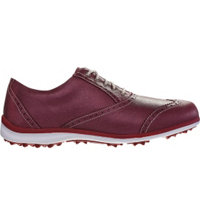 Women's Closeout LoPro Casual Golf Shoes - Red (FJ# 97336)