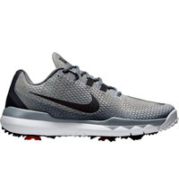 Men's TW15 Golf Shoes - Metallic Silver/Black/Clear Grey