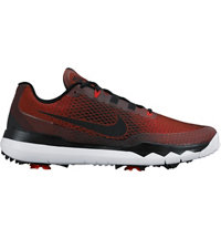 Men's TW15 Golf Shoes - University Red/Black/Gym Red/White