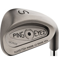 Eye2 Gorge Wedge with Steel Shaft