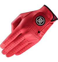 Men's Golf Glove - Scarlet