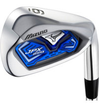 JPX-850 4-PW, GW Iron set with Steel Shafts