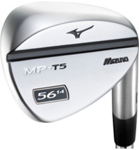 MP-T5 White Satin Wedge