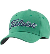 Men's Fitted Performance Heather Cap
