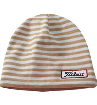 Women's Striped Beanie