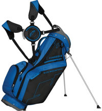 Men's Three 5 Stand Bag - Left Handed