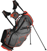 2015 Men's Four 5 Stand Bag