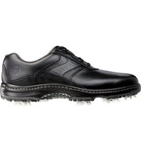 Men's Contour Series Golf Shoes - Black (FJ# 54018)