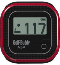 VS4 Black/Red Talking GPS