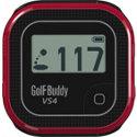 Golf Buddy VS4 Black/Red Talking GPS