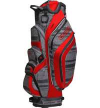 Personalized Men's Pisa Cart Bag