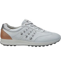 Women's Street Evo One Sport Spikeless Golf Shoes - White/Mineral