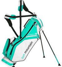 Personalized Women's Front 9 Stand Bag