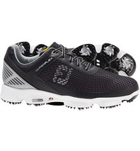 Men's HyperFlex Golf Shoes - Black (FJ#51046)
