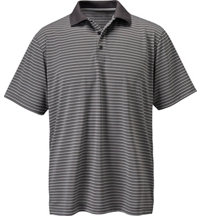 Men's Dry-18 Pencil Stripe Short Sleeve Polo