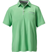 Men's Dry-18 Pocket Short Sleeve Polo