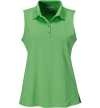 Women's Essentials Sleeveless Polo
