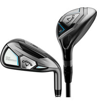 2014 Lady Big Bertha 4H,5H 6-PW, SW Iron Set with Graphite Shafts