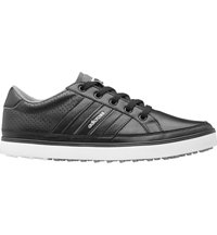 Men's Adicross IV Spikeless Golf Shoes - Core Black/Core Black/White