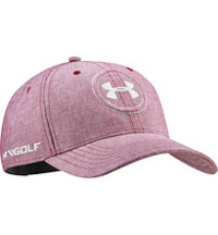 Men's UA Rich Golf Adjustable Cap