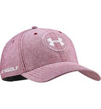 Men's UA Rich Golf Adjustable Cap