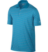 Men's Closeout Victory Stripe Short Sleeve Polo