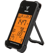 SC100 Swing Caddie Portable Launch Monitor
