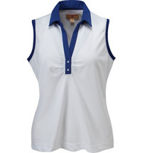 Women's Mia Sleeveless Polo