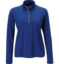 Women's Haley Textured Long Sleeve Zip Jacket