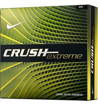 Crush Extreme Golf Balls