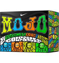Mojo Multi-Color Golf Balls - 24 Pack