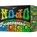 Nike Mojo Multi-Color Golf Balls - 24 Pack