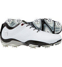 Men's Closeout D.N.A. Golf Shoes - White/Black (FJ# 53493)