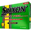 SRIXON Personalized Soft Feel Yellow Golf Balls