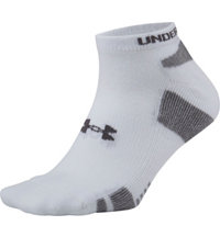Men's Heatgear No Show Socks (3-Pack)