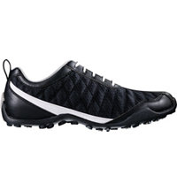 Women's Closeout Superlite Spikeless Golf Shoes - Black/White (FJ# 98876)