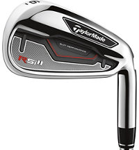 RSi1 6-PW, AW Iron Set with Graphite Shafts