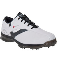 Men's X Nitro Golf Shoe - White/Black