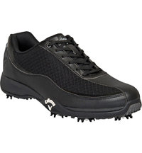 Men's Chev Aero II Golf Shoe - Black/Black