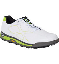 Men's Xfer Vibe Golf Shoe - White/Green