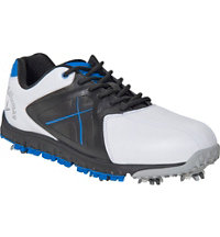 Men's Xfer Sport Golf Shoe - White/Blue