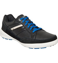Men's Del Mar Zephyr Golf Shoe - Black/Black