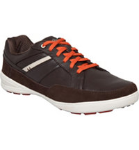 Men's Del Mar Zephyr Golf Shoe - Brown/Brown