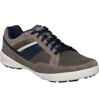 Men's Del Mar Zephyr Golf Shoe - Grey/Grey/Navy