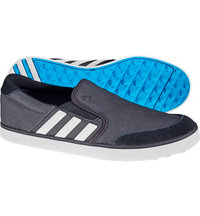 Men's Adicross SL Spikeless Golf Shoes - Core Black/White/Solar Blue